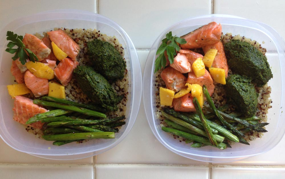 salmon-pesto-asparagus-quinoa-bulk-cooking-food-meal-prep-prepared-meals-bulk-cooking-personal-chef-catering