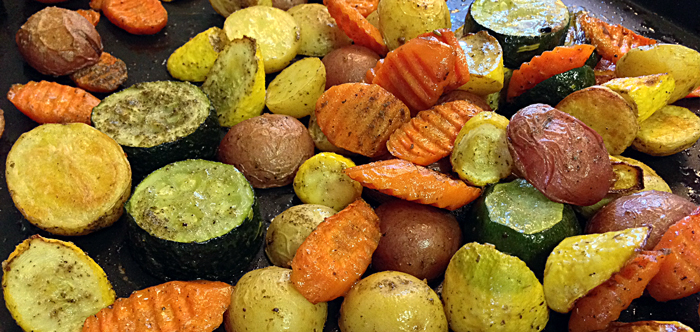 colorful-array-of-roasted-crinkle-cut-carrots-new-potatoes-thick-cut-zucchini-rounds-with-herbs-cooking-class